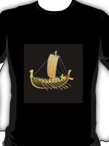 Antigue Russian vessel  11th century T-Shirt