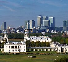 Greenwich by LauraBenassi