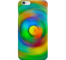 Rainbow Tie Dye swirl  iPhone Case/Skin