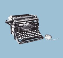 The original keyboard and mouse by Vicki Field