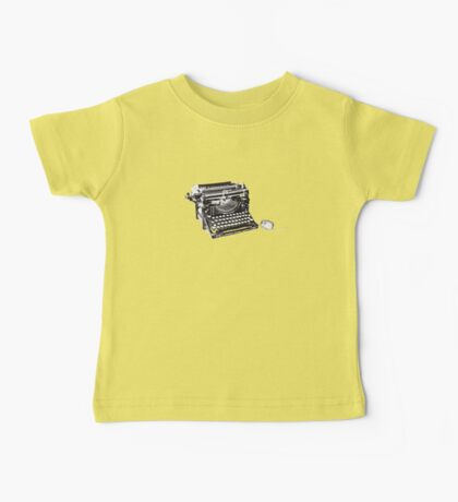 The original keyboard and mouse Baby Tee
