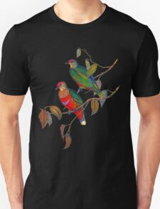 rose-crowned fruit dove  T-Shirt