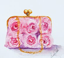 The Rose Purse by LuciaM