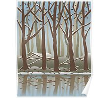 Four Seasons Forest_Winter Poster