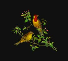 Red-headed Buntings Unisex T-Shirt