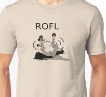 ROFL Unisex T-Shirt