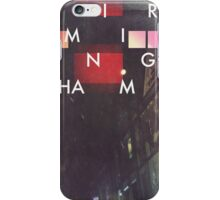 BrumGraphic #32 iPhone Case/Skin