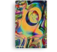 Detached Retina Canvas Print