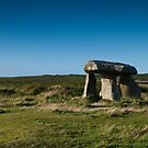 Lanyon Quoit, Cornwall by Lissywitch
