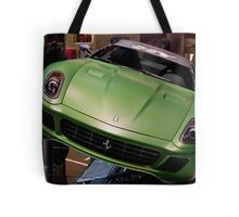 Green Not Red Tote Bag