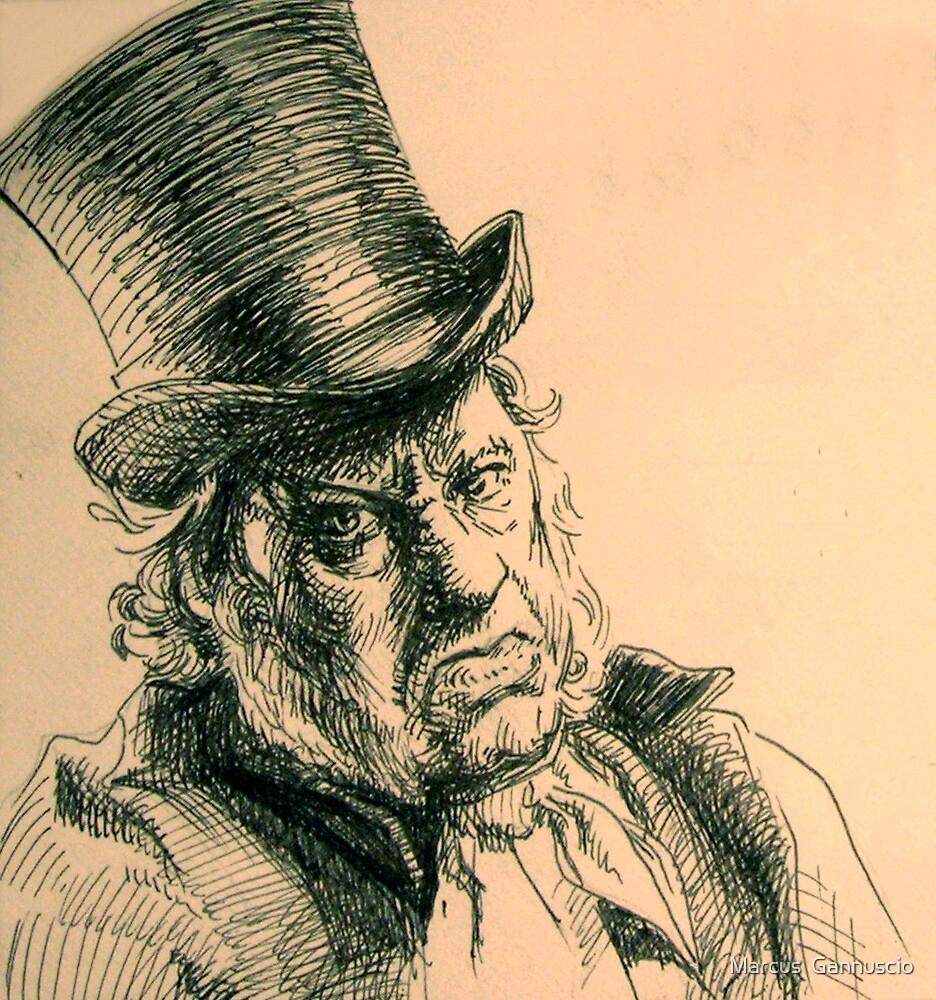 Scrooge by Marcus  Gannuscio