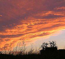sky spain by Dirk van Laar