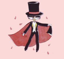 Tuxedo Mask  Kids Tee