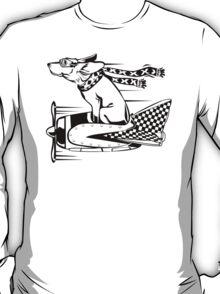 Canine Aviator T-Shirt