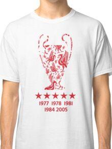 Liverpool FC - Champions League Winners Classic T-Shirt