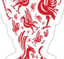 Liverpool FC - Champions League Winners Sticker