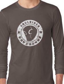 SoulRider Japanese pop logo decay! Long Sleeve T-Shirt
