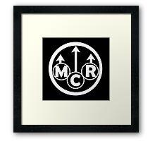 MCR My Chemical Romance Framed Print