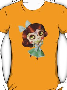 The Day of The Dead Vintage Doll T-Shirt