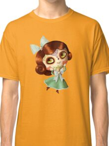 The Day of The Dead Vintage Doll Classic T-Shirt