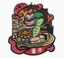 Tokyo Foodscape One Piece - Long Sleeve