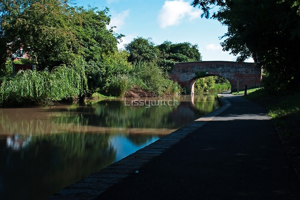 Worcester to Birmingham canal revisited by Lissywitch