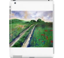 A road to somewhere iPad Case/Skin