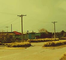 A Town Called Nowhere by Cathy  Walker