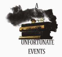 A Series of Unfortunate Events Kids Clothes