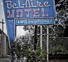 The BelAire Motel by Phillip M. Burrow