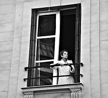 Window To The World by Mojca Savicki