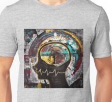 Keep Your Thoughts Colorful Unisex T-Shirt