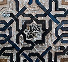 Moorish Mosaic by JLCampbell