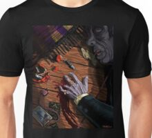 Cover to an Unnamed Noir Unisex T-Shirt