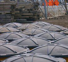 Urban Barrels by Brian Rivera