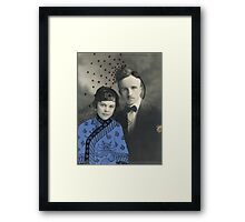 Wedding with Pollen Framed Print