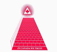in Canada we trust Unisex T-Shirt