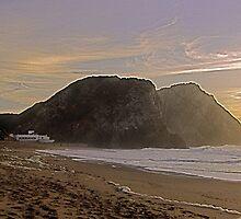 Adraga beach   -  5            Sintra      Portugal by BaZZuKa