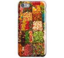 Spanish sweets iPhone Case/Skin