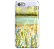My Secret Fishing Hole iPhone Case/Skin