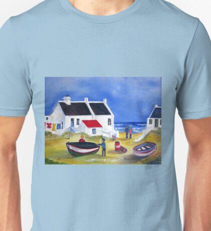 Waenhuiskrans / Arniston- South Africa Unisex T-Shirt
