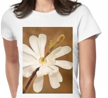 Magnolia Tee Womens Fitted T-Shirt