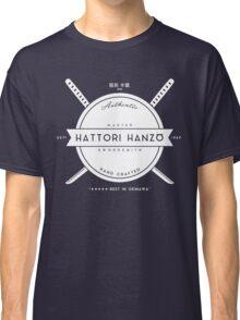 Hattori Hanzo, Master Swordsmith Classic T-Shirt