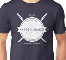 Hattori Hanzo, Master Swordsmith Unisex T-Shirt