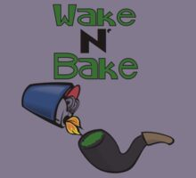 Wake N' Bake! by Kyle Bustamante