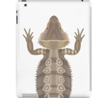 Bearded dragon 2 iPad Case/Skin