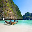 Phi Phi Island by Paul Pichugin