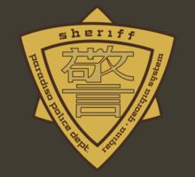 Firefly: Paradiso Sheriff's Dept. by Mycroft Wells