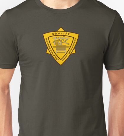 Firefly: Paradiso Sheriff's Dept. Unisex T-Shirt