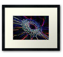 Psychedelic Framed Print